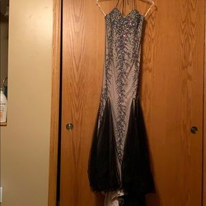 Jovani Prom sequined prom dress